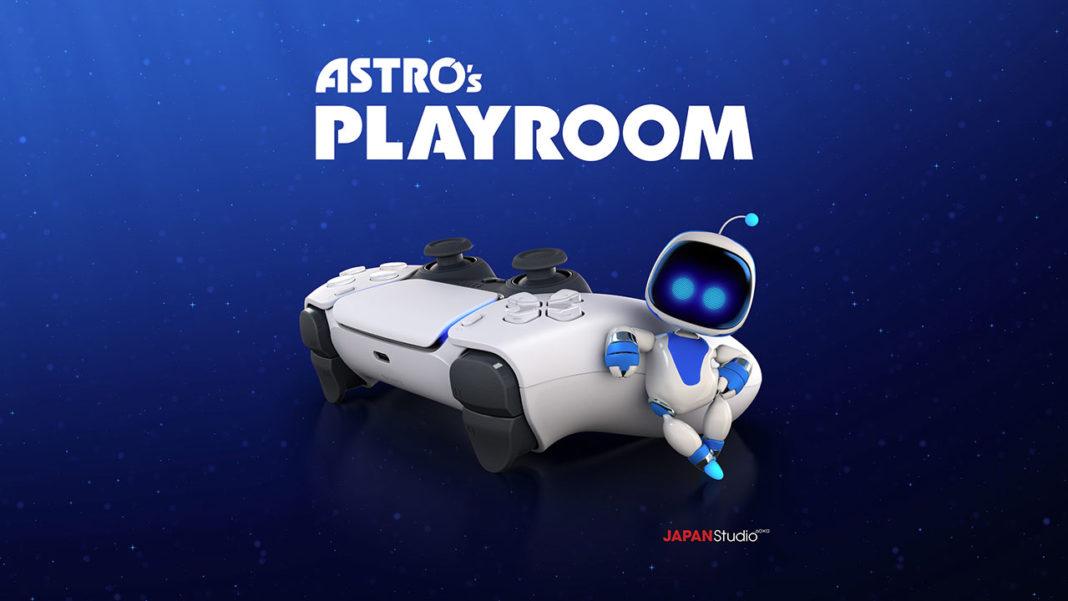 PS5 : le jeu Astro's PlayRoom sera offert avec la console
