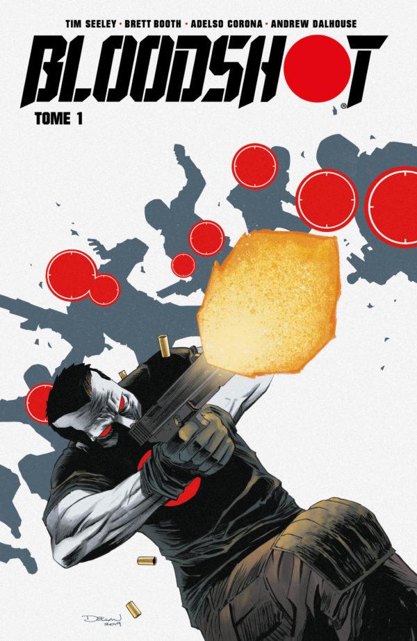 Bloodshot, ne passez pas à côté des bandes dessinées