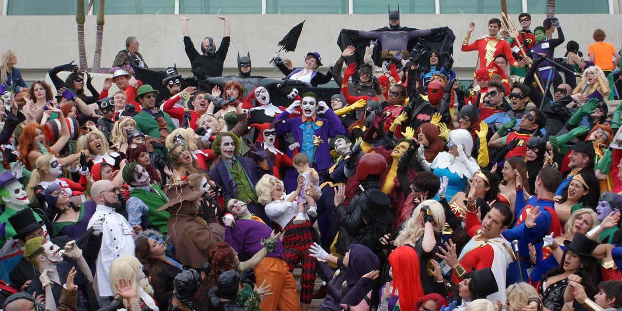 Le Comic-Con de San Diego sera cette année gratuit et en ligne !