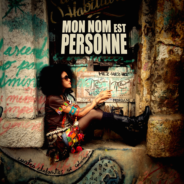 Morgane ji - Woman Solider