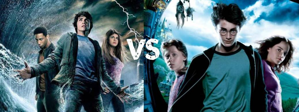 Percy Jackson VS Harry Potter : l'éternel débat