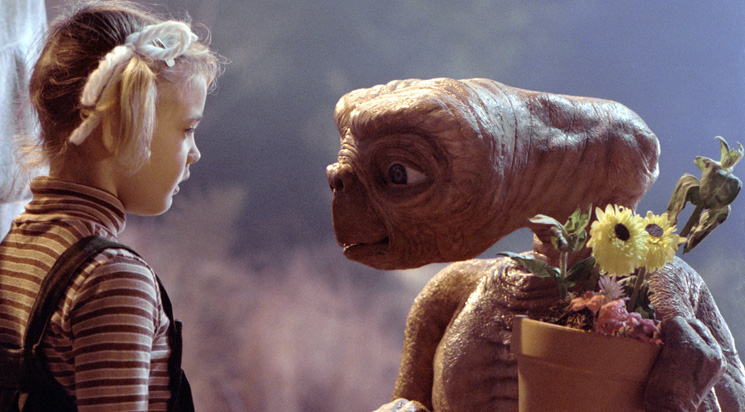 """""""E.T. : l'extra-terrestre"""" ce soir sur France 3"""