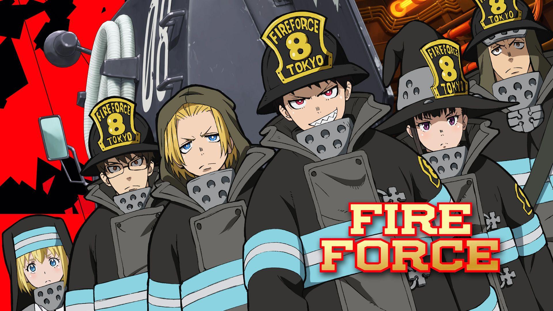 Fire Force Saison 2 : Une suite plus explosive que jamais !