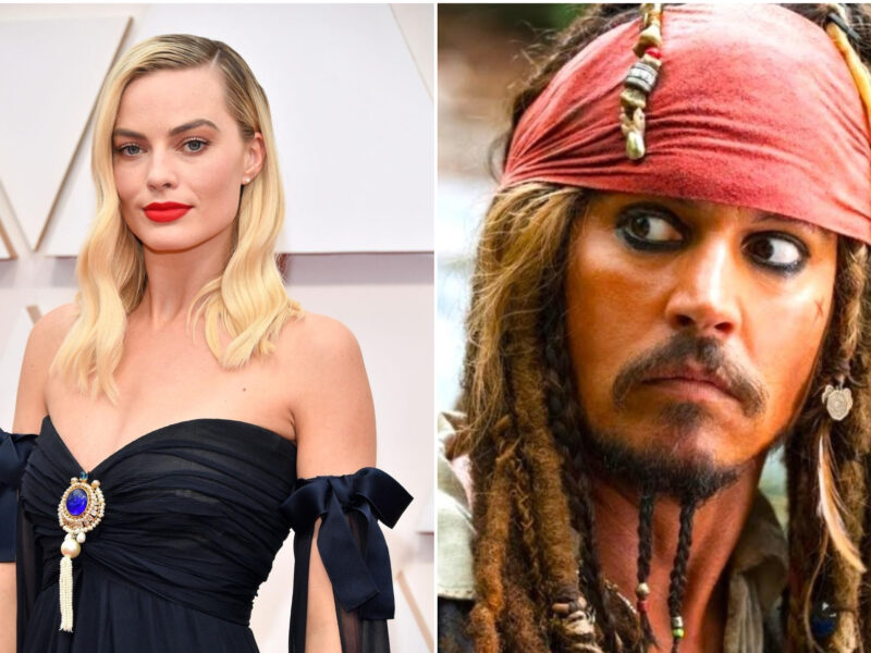 Disney recrute Margot Robbie — Pirates des Caraïbes