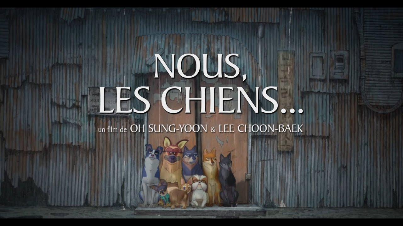 """Critique """"Nous, les Chiens"""" de Oh Sung-yoon et Lee Choon-Baek : une aventure écologique efficace"""