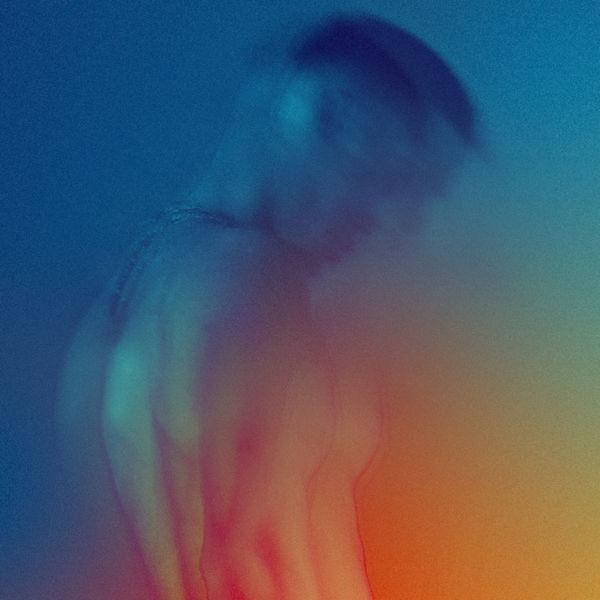 Pochette d'Overcome, nouvel album du rappeur TheColorGrey