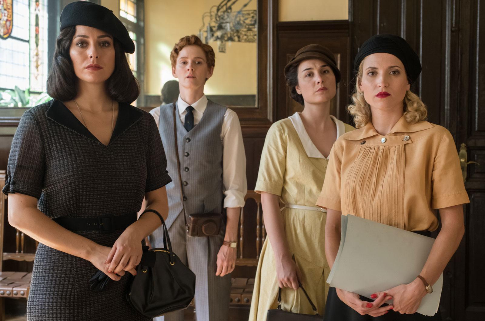 Critique « Las Chicas del Cable » (Netflix) : un hymne à la liberté