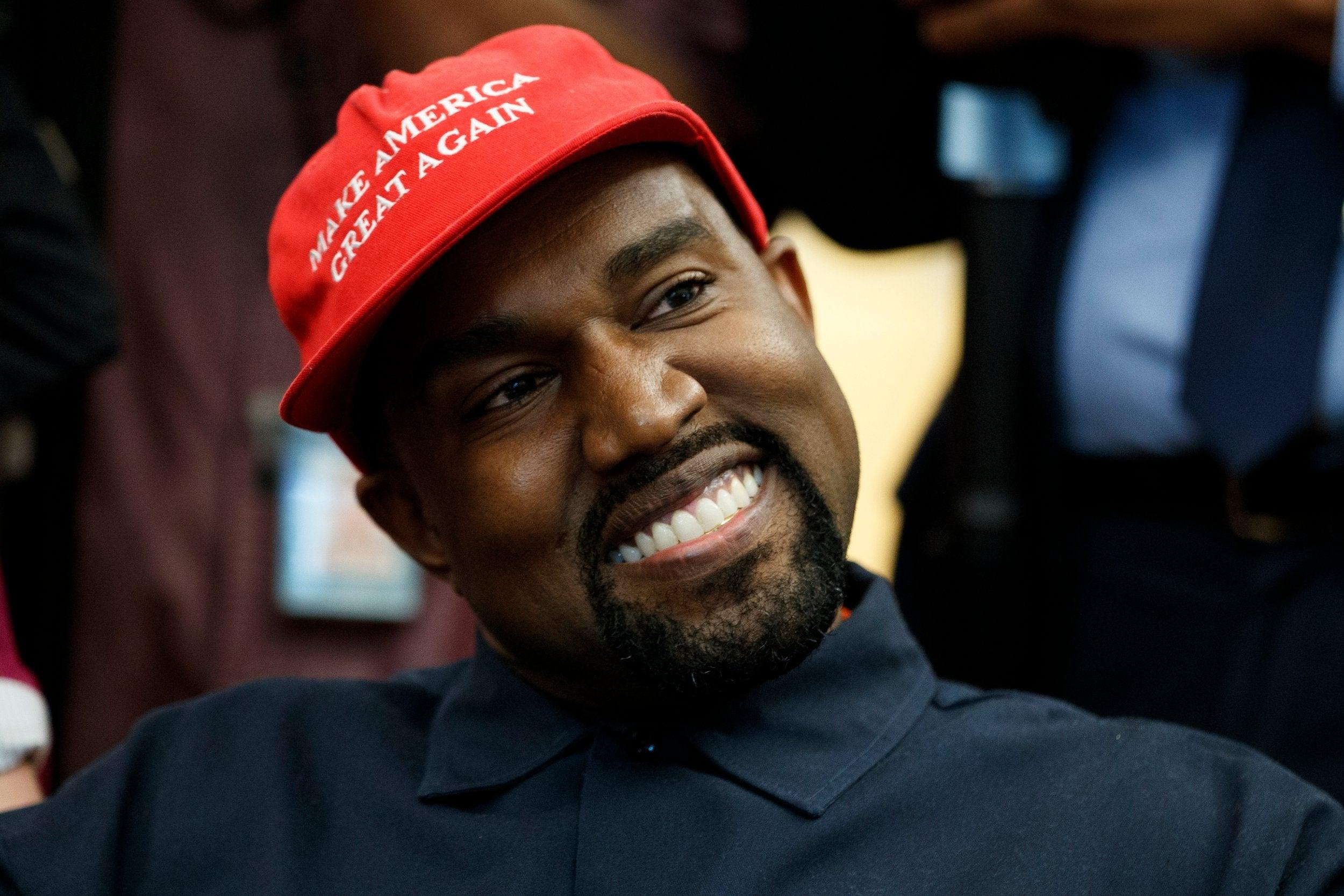 Le rappeur Kanye West est candidat à la présidence des Etats-Unis