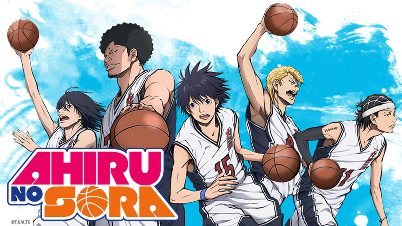 "Anime ""Ahiru no sora"" : Un manga de basket feel-good !"
