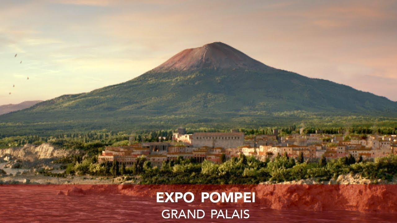 expo pompéi