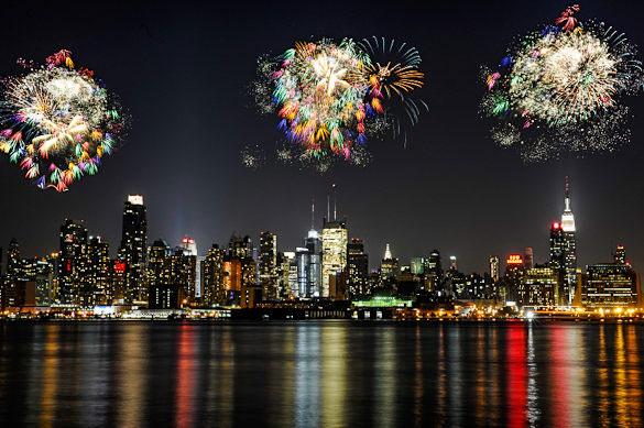Le 4 Juillet américain : Independance Day