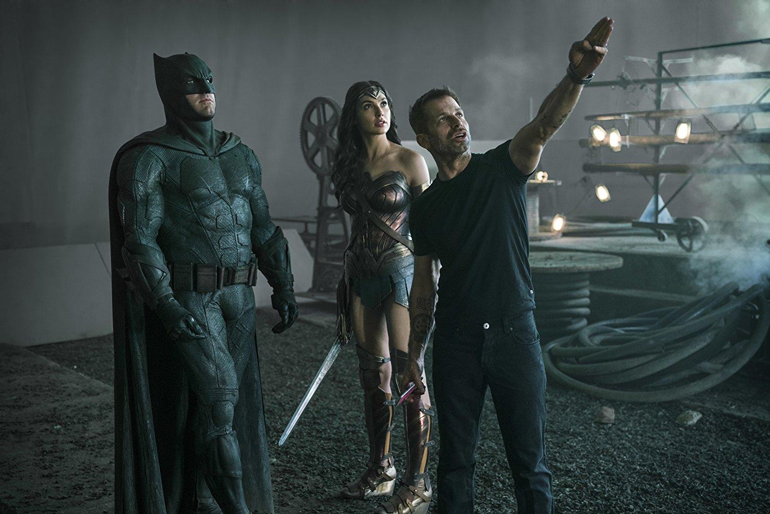 Zack Snyder confirme que la Snyder's Cut durera plus de 4 heures !