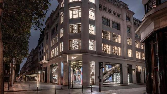 House of Innovation : Le nouveau magasin Nike sur les Champs Elysées !