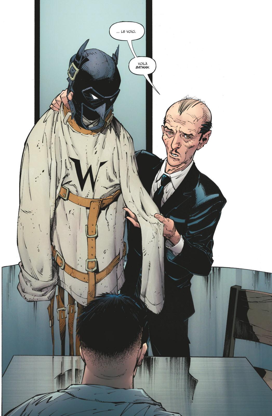 Last Knight on Earth, Batman chez Mad Max