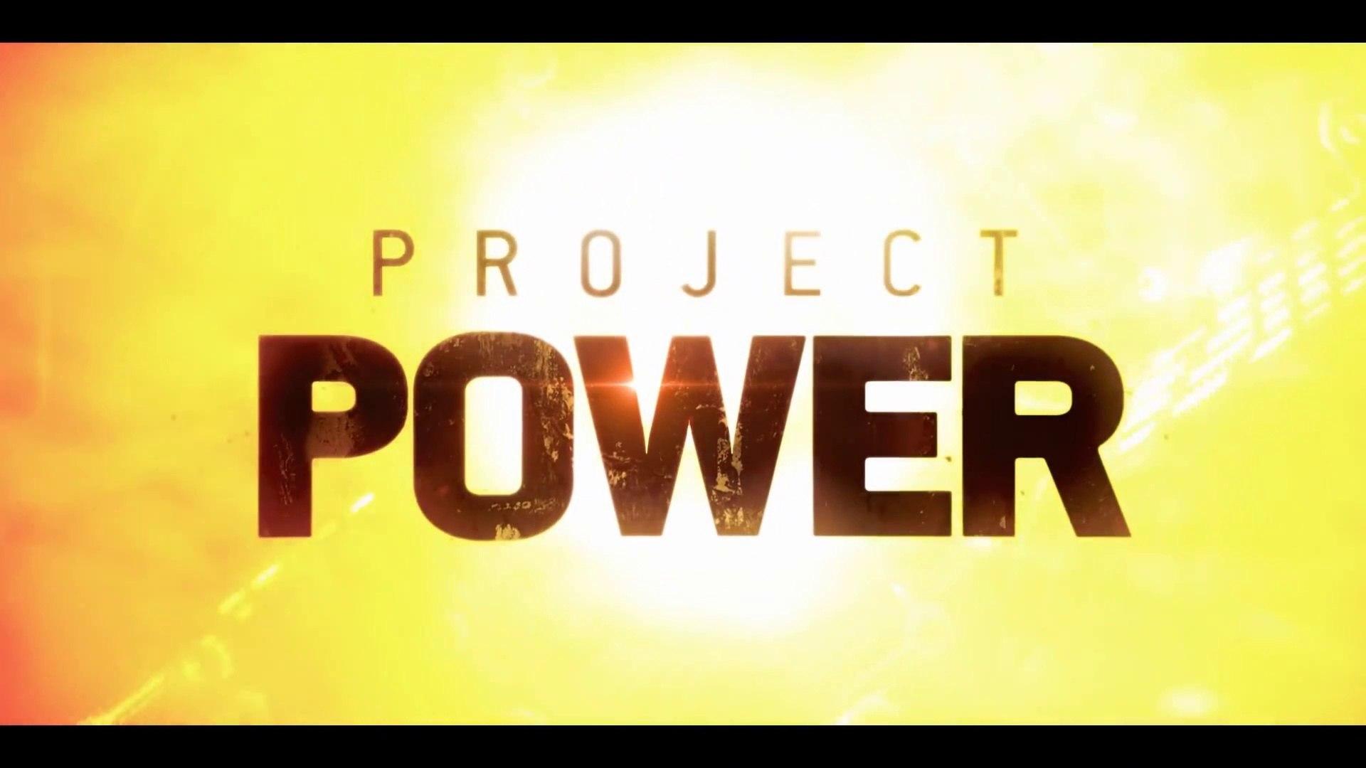 Bande annonce de Project Power prochainement sur Netflix