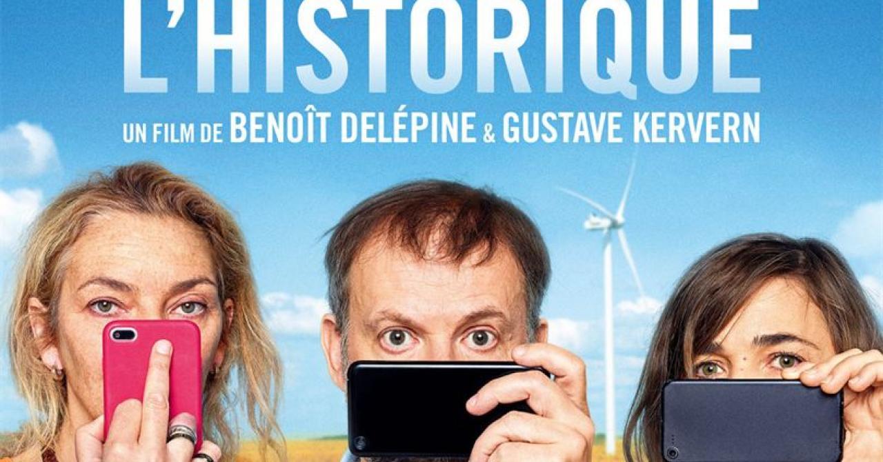 """Critique """"Effacer l'Historique"""" de Gustave Kervern et Benoît Delépine : une comédie douce-amère passionnante"""
