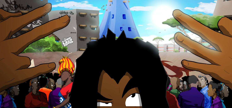 Deux déssinateurs créent un « afro-manga » intitulé The Last Kami