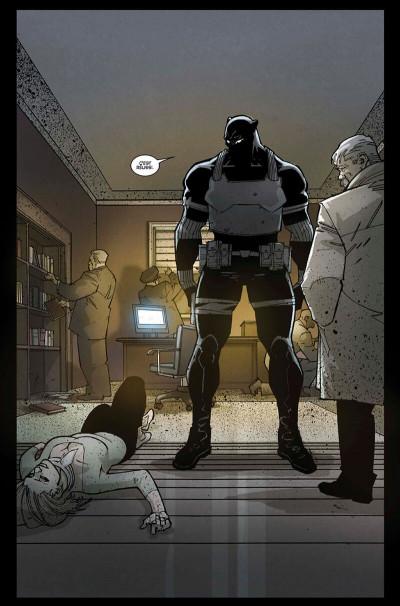 Un super-héros devenu détective