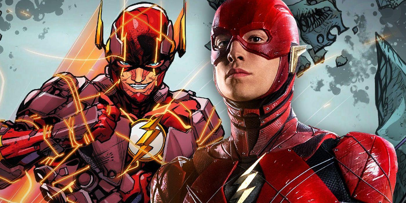 Le réalisateur du film The Flash balance des nouvelles du film