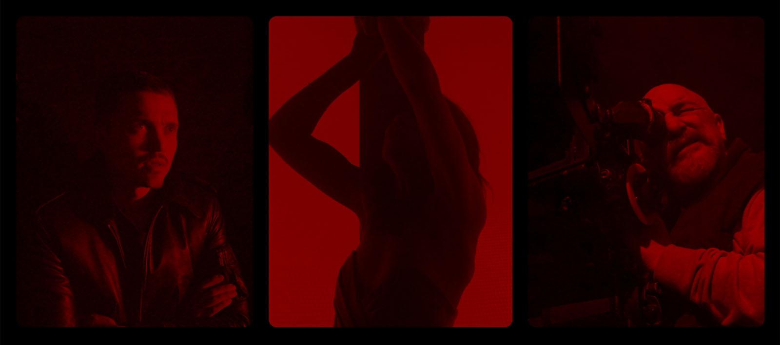 Critique Lux Aeterna de Gaspar Noé : Film d'horreur pour cinéaste