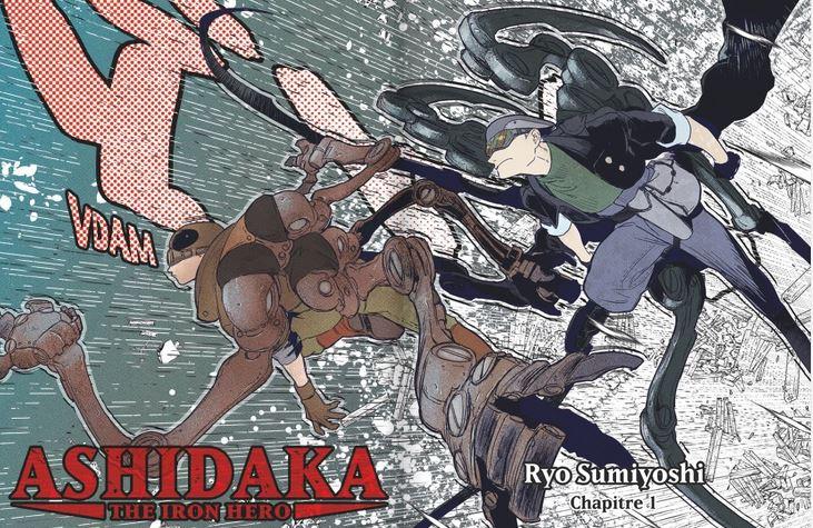 Ashidaka - The Iron Hero