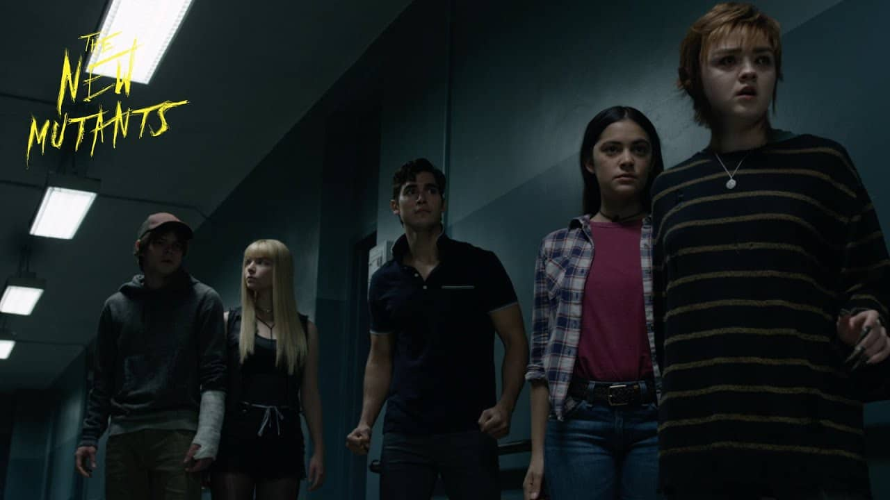 """Critique """"Les Nouveaux Mutants"""" de Josh Boone : un film de super-héros brouillon"""
