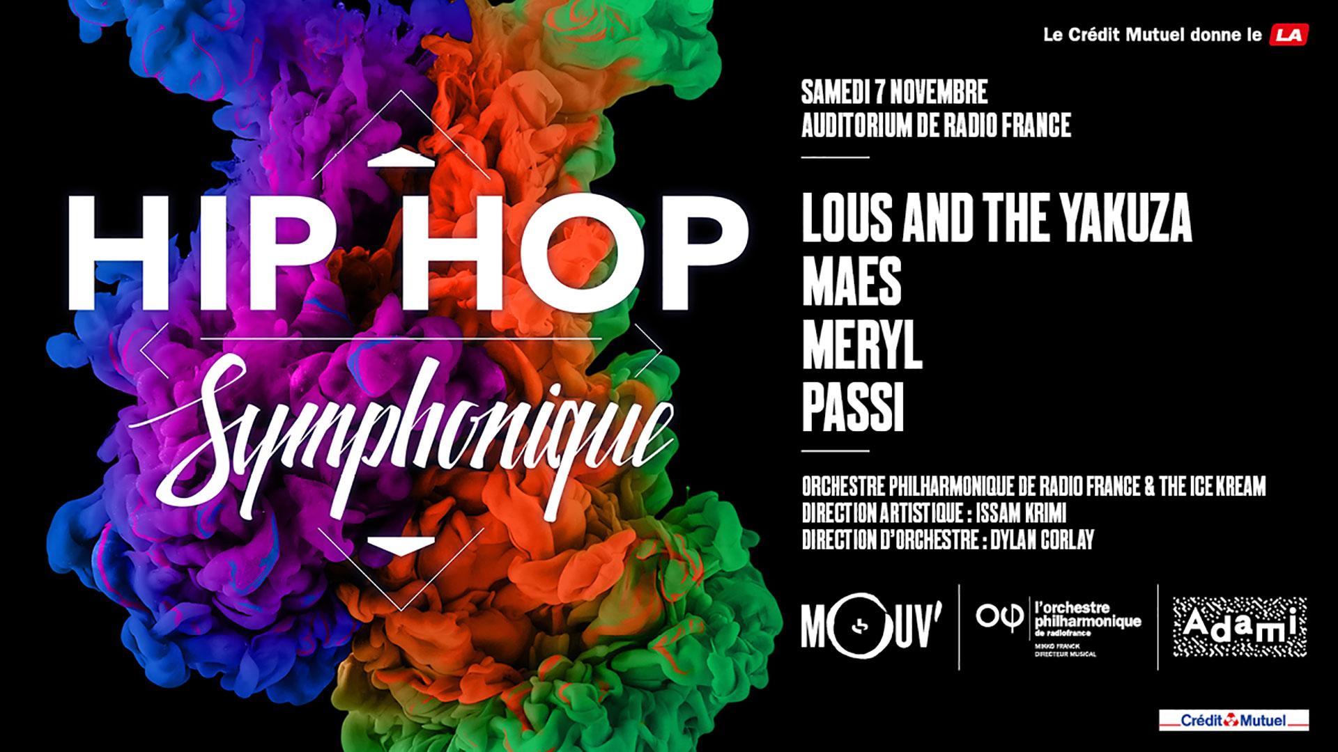 Hip Hop Symphonique : une programmation paritaire !