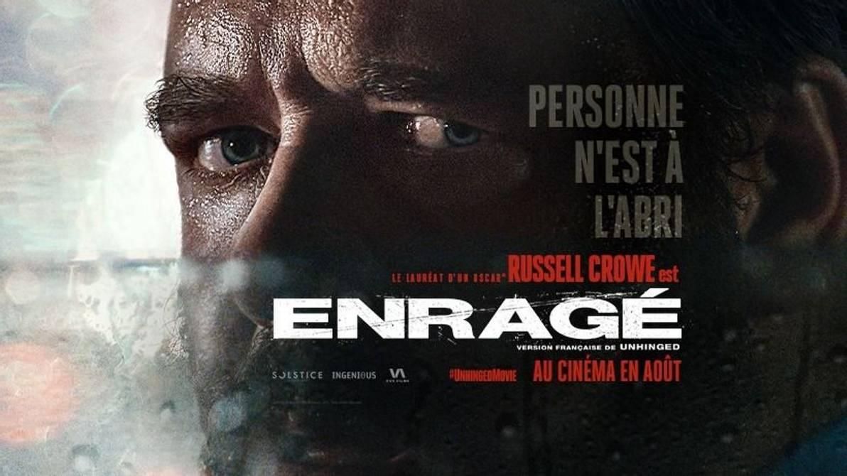 """Critique """"Enragé"""" de Derrick Borte : une série B sous tension efficace"""