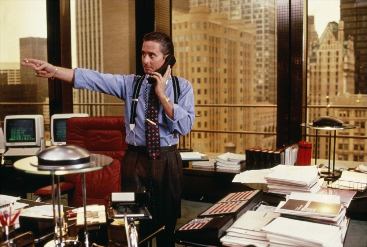 """Critique """"Wall Street"""" d'Oliver Stone : où comment tout comprendre des transactions financières"""