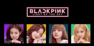 Blackpink 'Light Up the Sky' : dans l'intimité des super stars coréennes