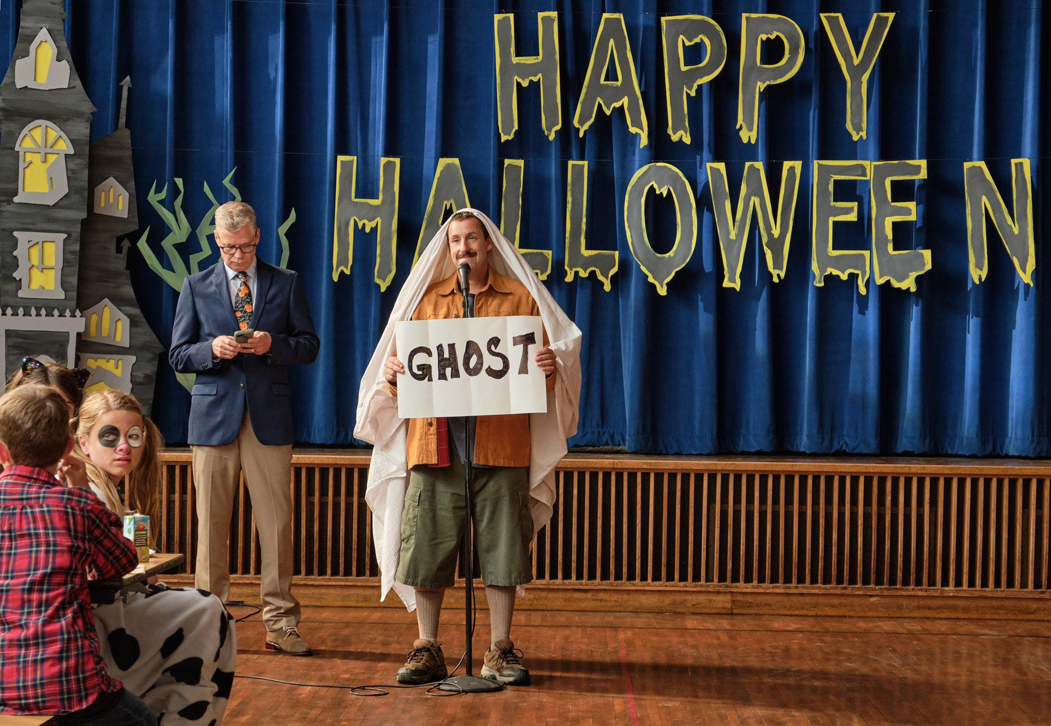 Adam Sandler, le fantôme de Hubie Halloween