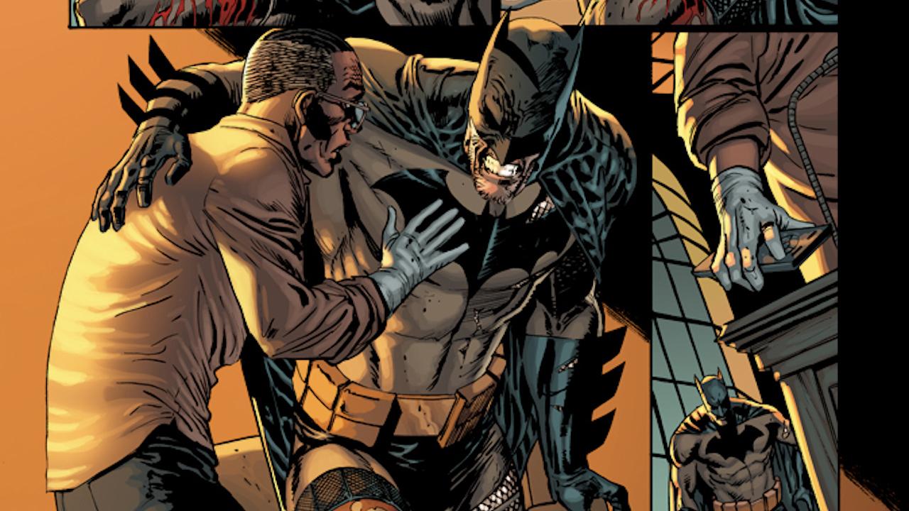 Batman Joker War, le héros revient aux bases