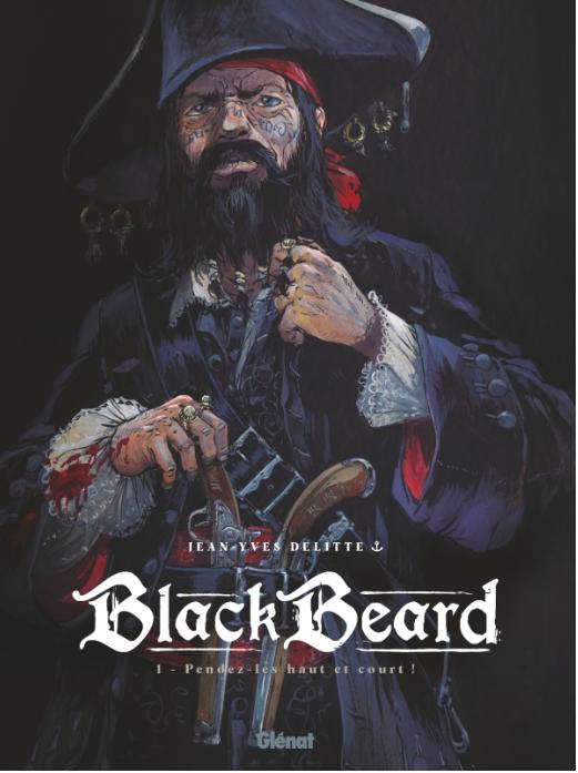 Un pirate très avenant...