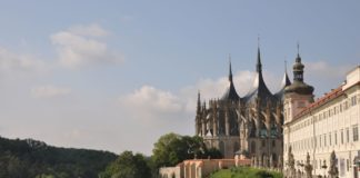 L'église Sainte-Barbe de Kutna Hora, monument emblématique de la ville