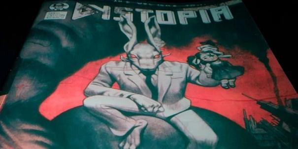 Utopia Comic Art Joao Ruas