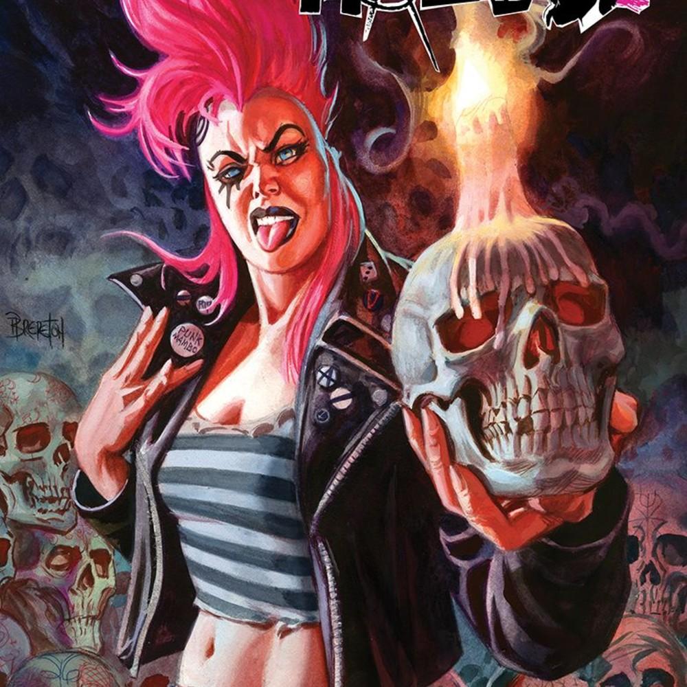 Punk et vaudou (droits réservés Valiant entertainment)