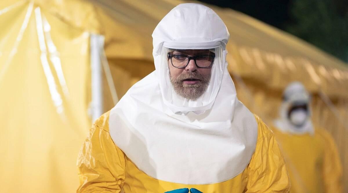 Rainn Wilson Pandemic