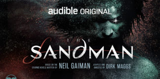 The Sandman Review Header
