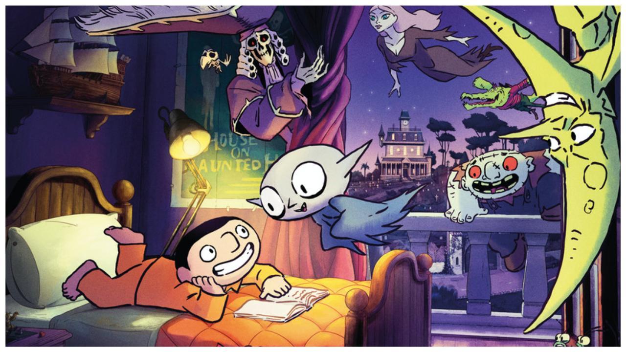 """Critique """"Petit Vampire"""" de Joann Sfarr : un voyage dans l'imaginaire."""