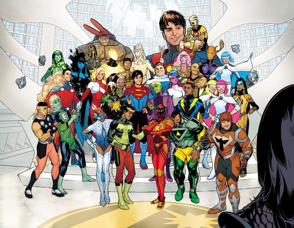 Une équipe de la diversité