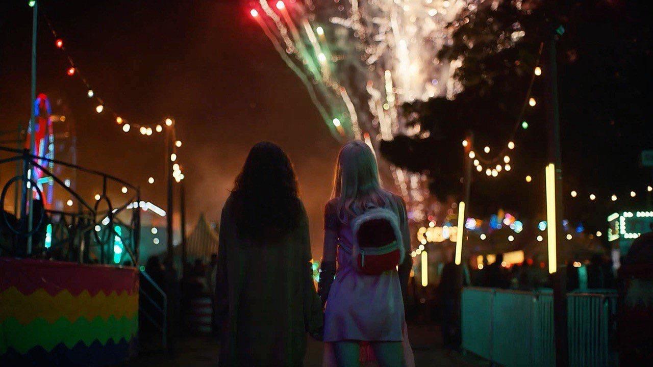 "Zendaya and Hunter Schafer as Rue and Jules in Episode 4 ""Shook Ones, Pt. II"" – © HBO"
