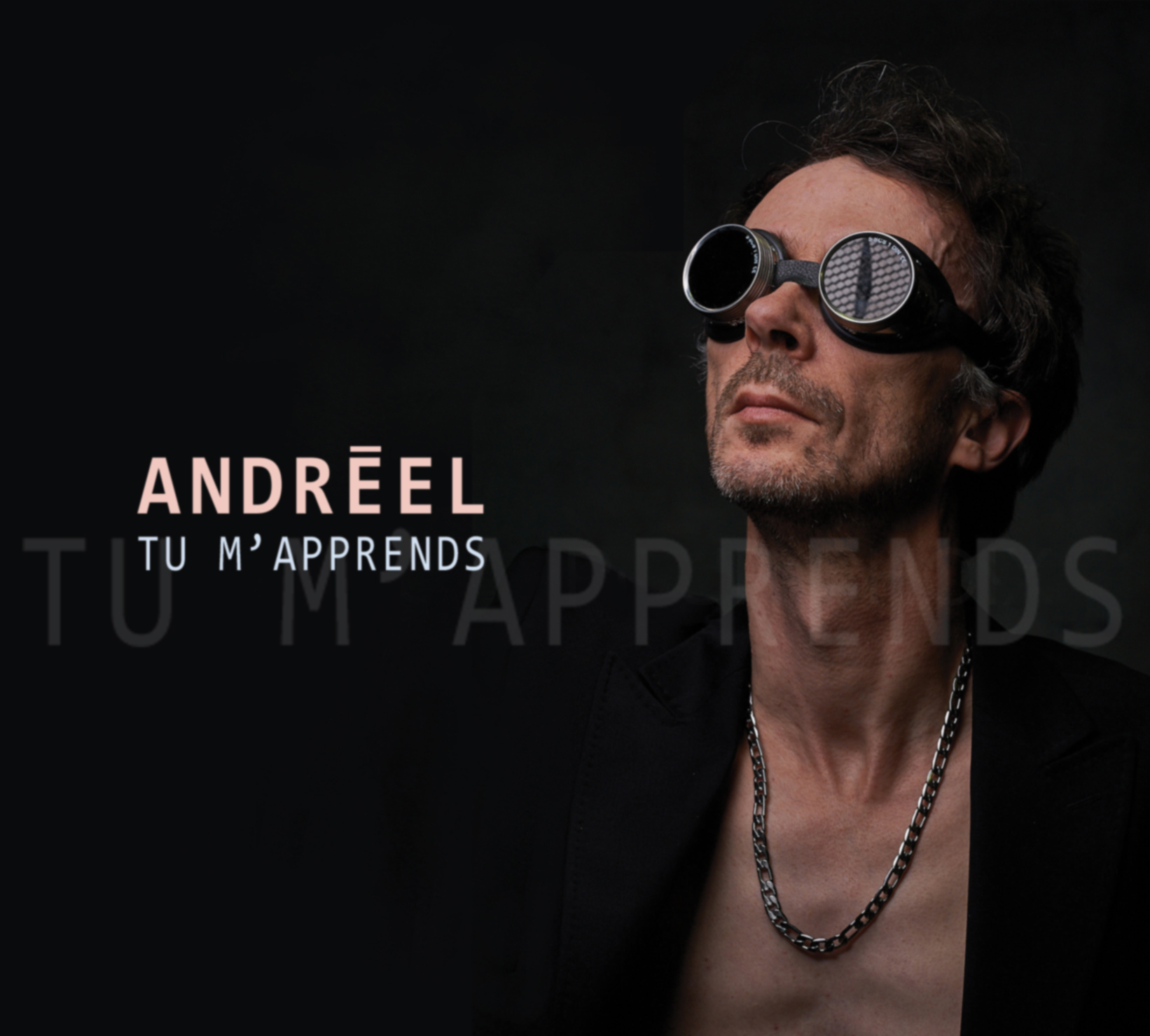 Andréel - Tu m'apprends