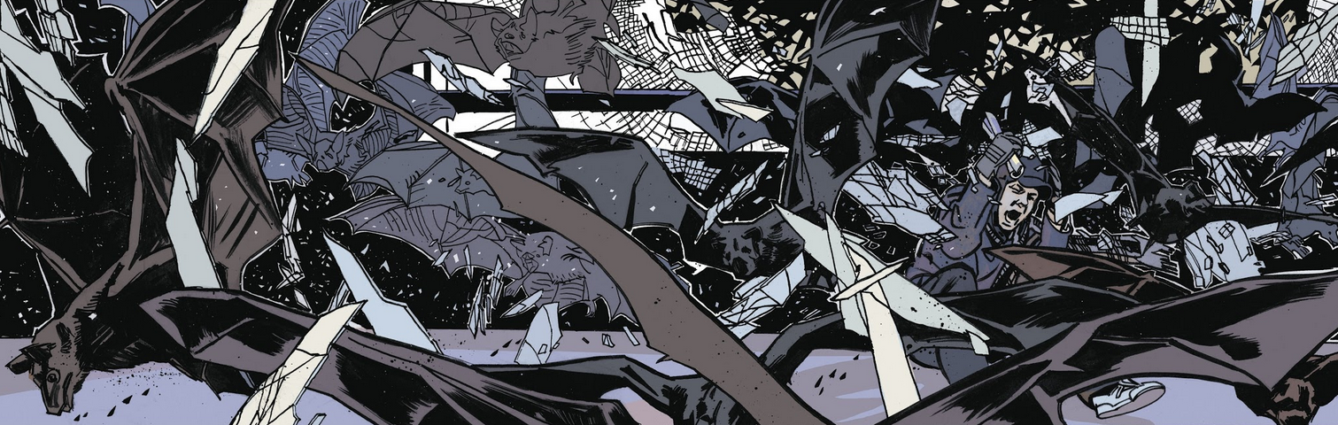 Batman créature de la nuit, le super-héros arrive dans la réalité