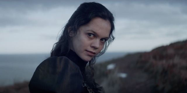 Délia Espinat-Dief dans Marianne (Netflix)
