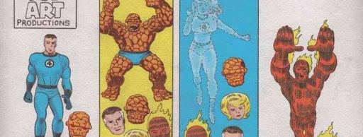 Fantastic Four : Grand design, un comics GEANT