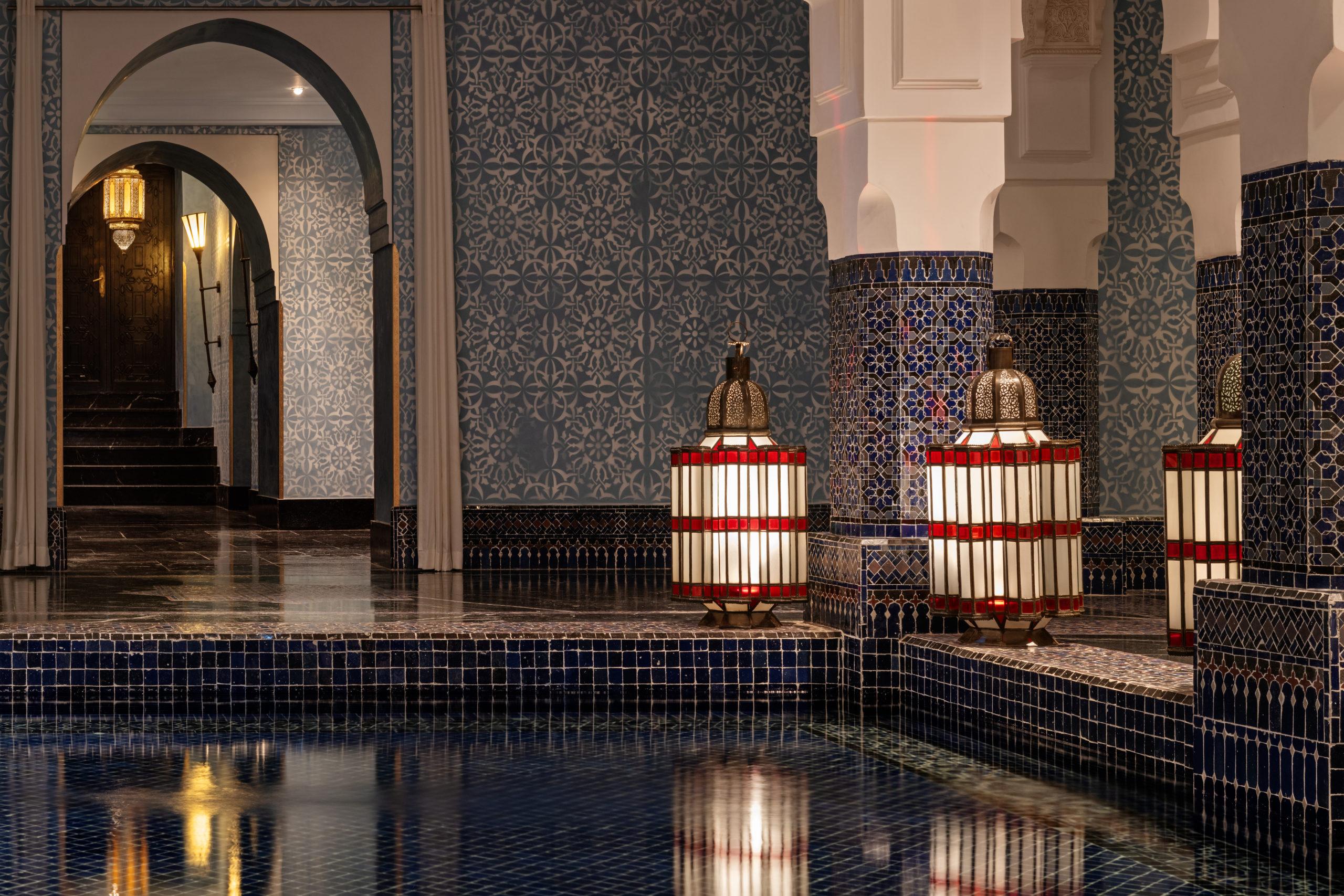 Le Spa, La Mamounia Marrakech Morocco