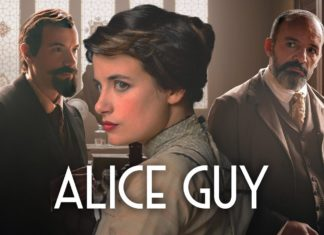 Alice Guy dans le court-métrage de Golden Moustache