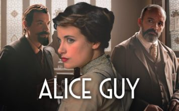 Alice Guy dans le court-métrage de Golden Moustache