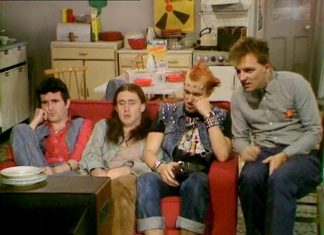 Young Ones British TV