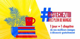 #ResteChezToi glénat